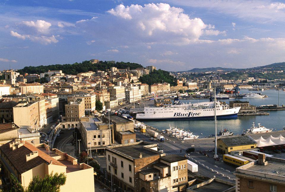 Ancona and Harbor