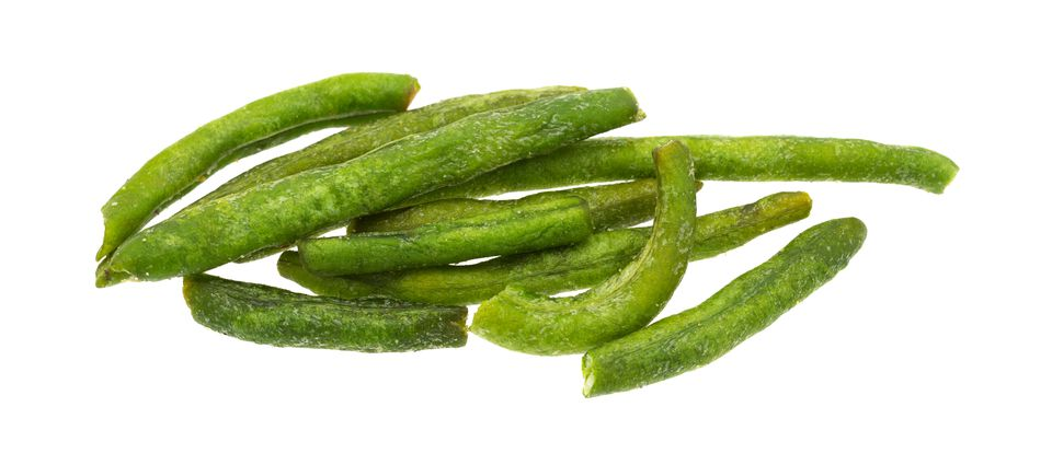 dried green beans