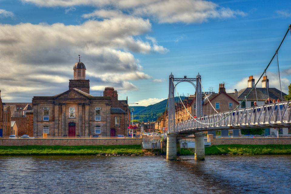 4 Star Hotel in Inverness, Scotland|Columba Hotel