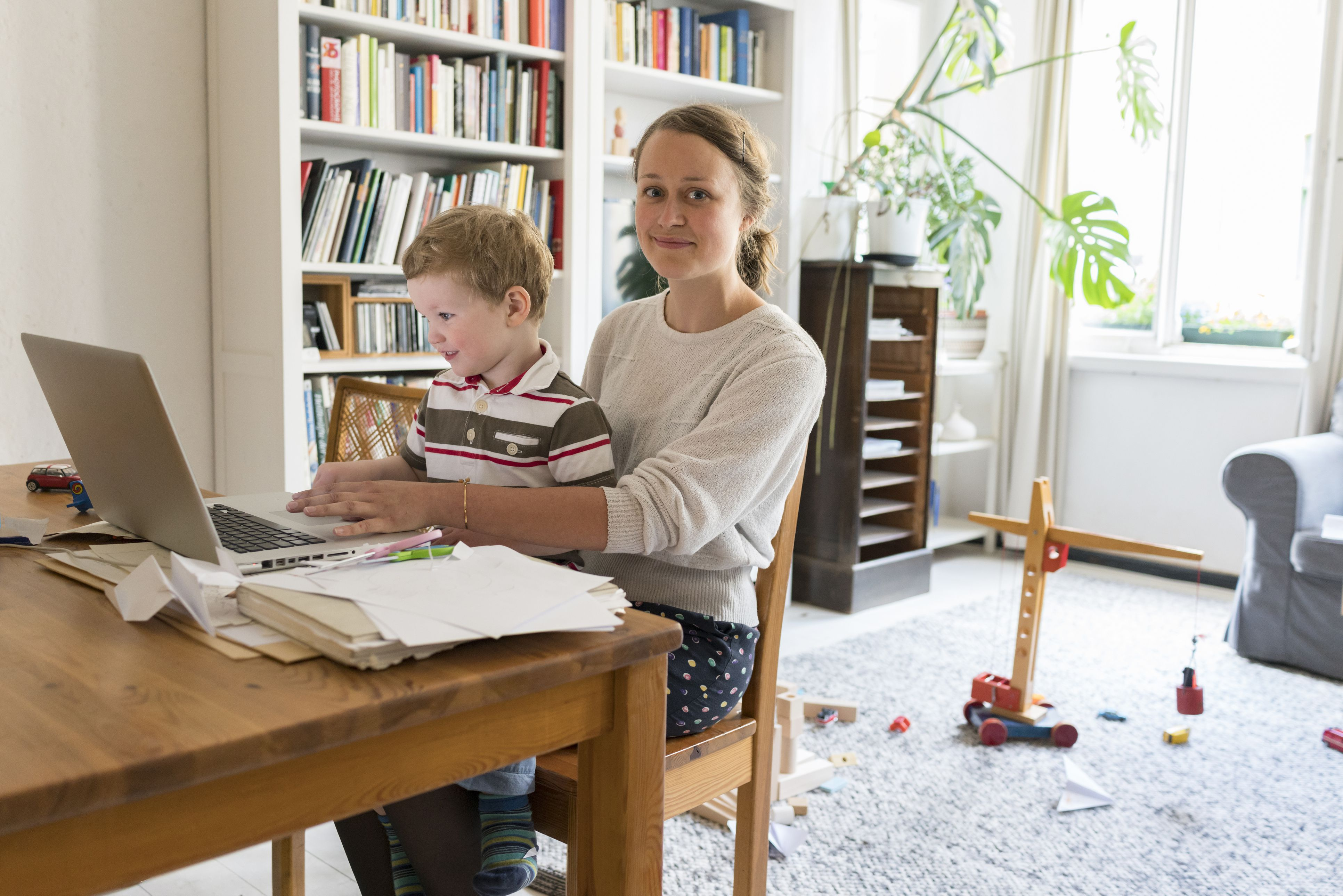 Ideas for line Jobs for Kids