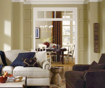 Living Room Color Scheme Photos for Decorating Tips