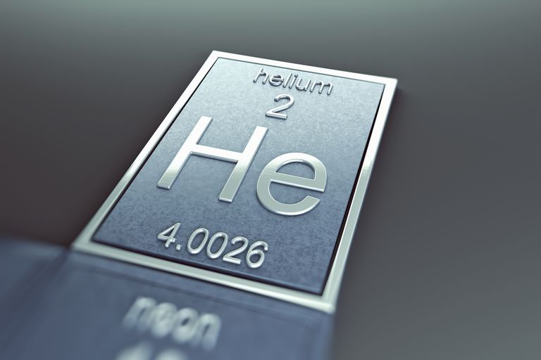 Helium is element number 2 on the periodic table and the lightest noble gas.