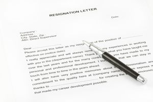Resignation letter samples and templates resignation letter for personal reasons spiritdancerdesigns Images