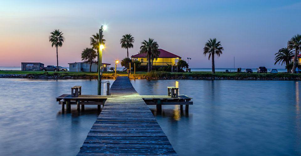Top texas salt water fishing lodges for Arroyo city fishing lodge