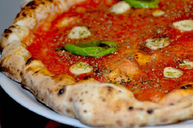 Pizza Marinara Di Giuseppe Carpretti
