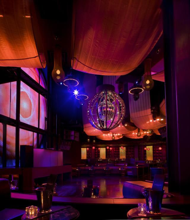 The Best Las Vegas Nightclubs
