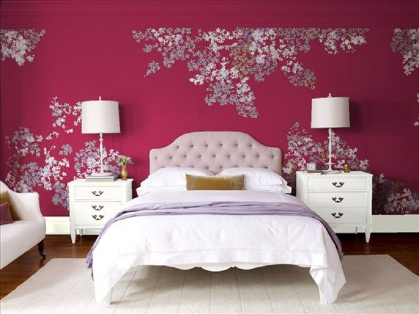 purple color paint for bedroom 10 great pink and purple paint colors for the bedroom 19555
