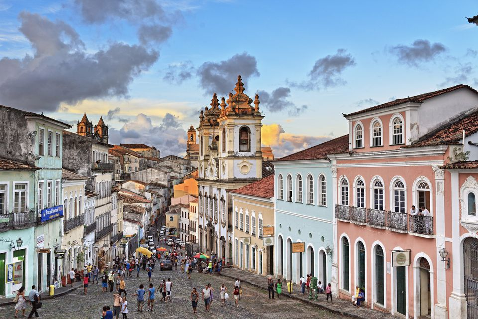 Salvador, Brazil's Old Town