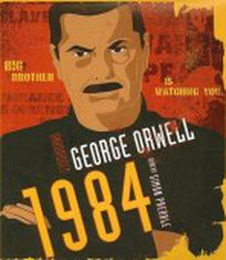 best      images on Pinterest   George orwell  Teaching ideas     Scarlett Rugers