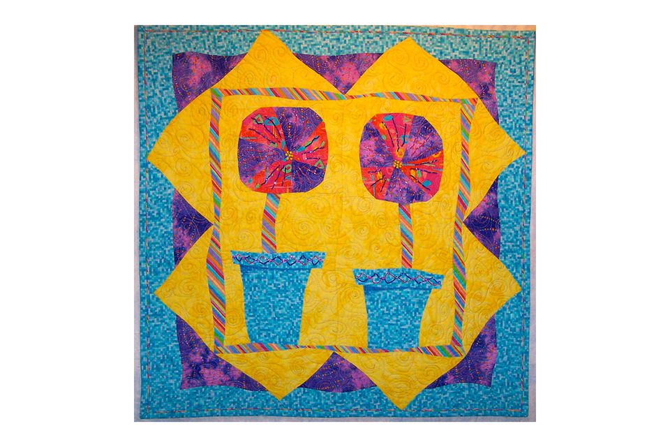 Pictures of Landscape and Art Quilts : artistic quilts - Adamdwight.com