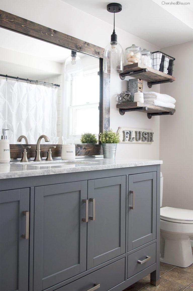 Design Bathroom Images 50 beautiful bathroom ideas industrial farmhouse bathroom