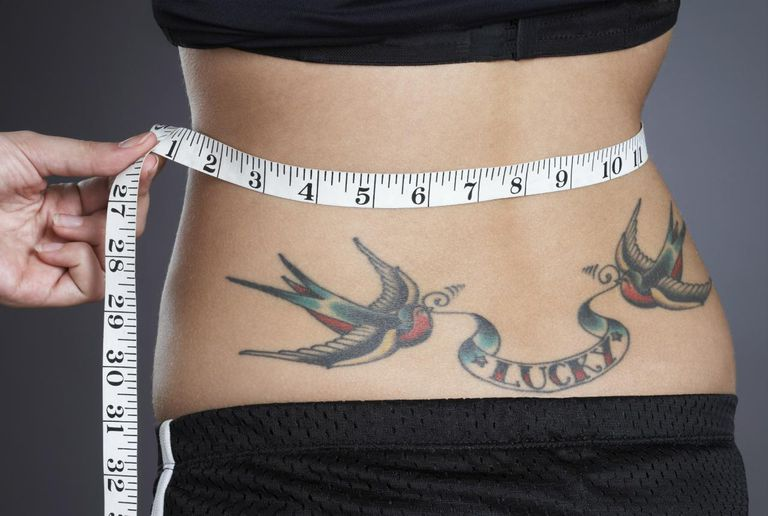 The Effect on Tattoos After Weight Loss and Body Changes