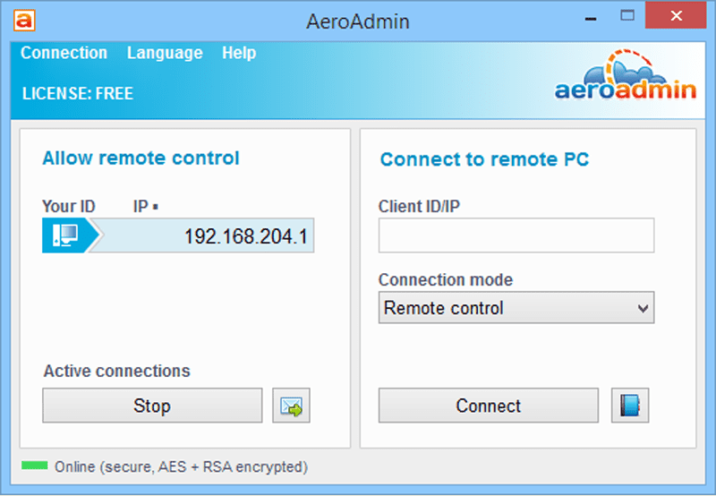how to remote access other computers on my network