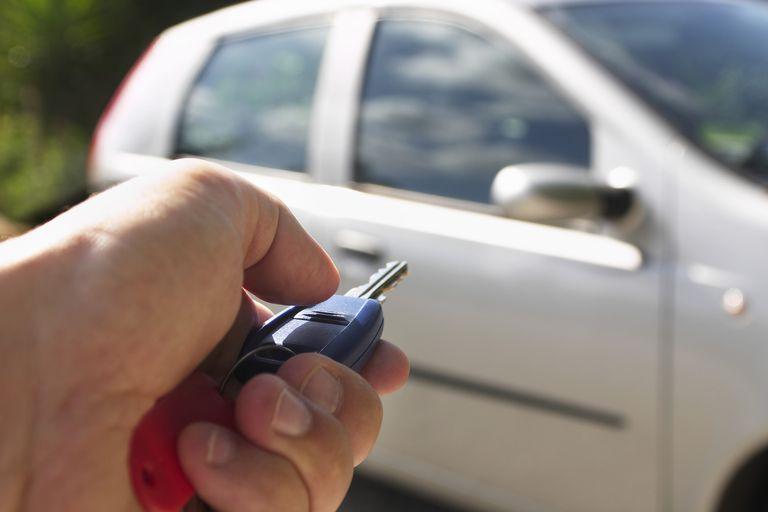 Car remote key