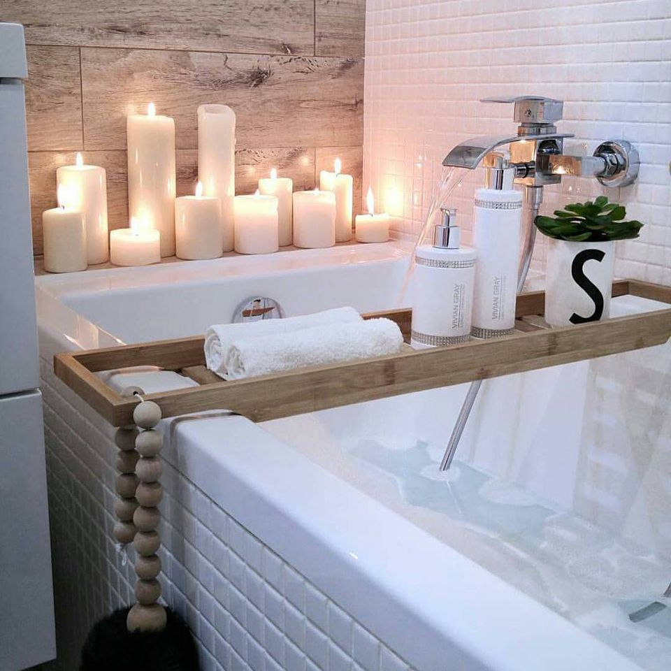 Dekoartikel Badezimmer: How To Transform Your Bathroom Into A Home Spa