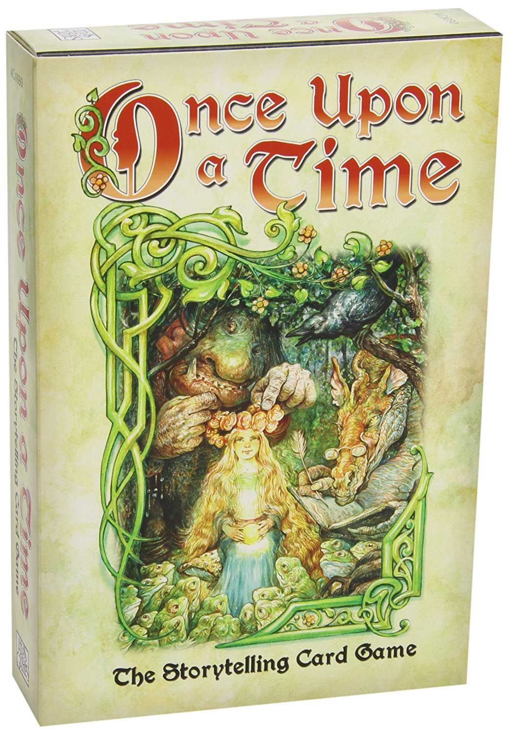 Once upon a time game