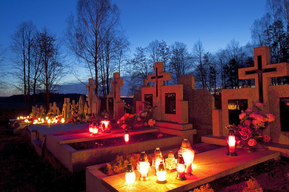 All Souls' Day in Eastern Europe
