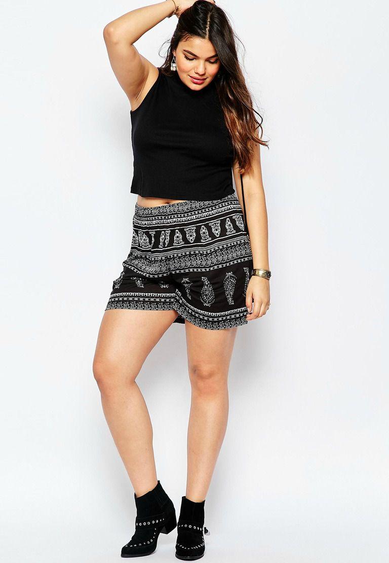 Plus Size Fashion - Nadia Aboulhosn   Plus Size Fashion