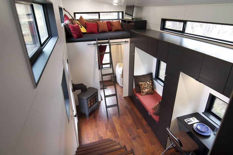 hOME A Tiny House That Lives Large Cost 33000 to Build