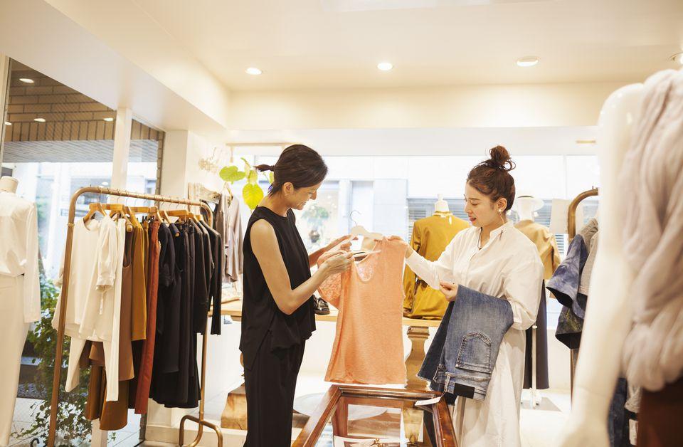 Japan clothing boutique