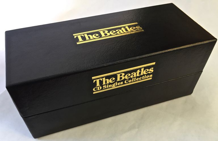 The Beatles CD Singles Collection