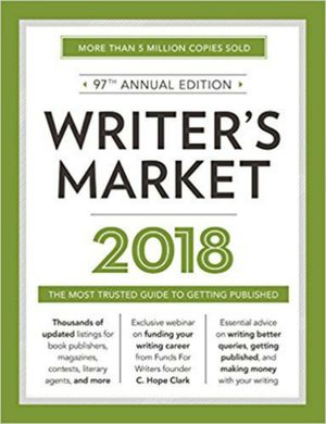 Writer's Market 2018 edition
