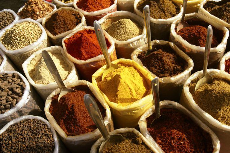 gluten-free spices