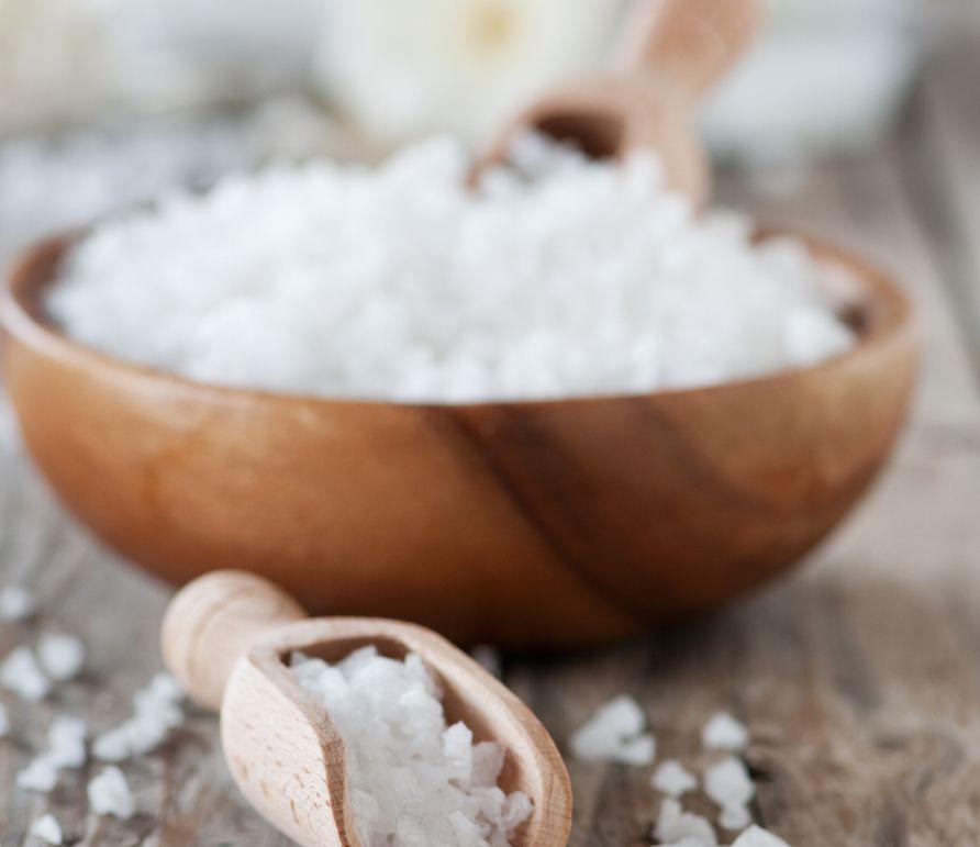 feng shui salt water cure