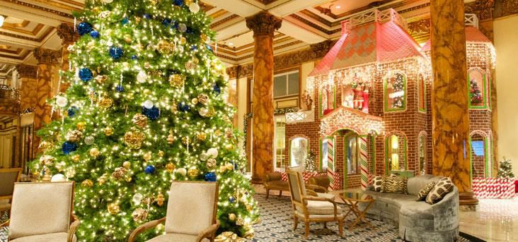 Fairmont Gingerbread House