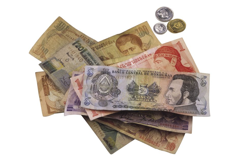 The Honduras Currency Lempira Information And Exchange Rates