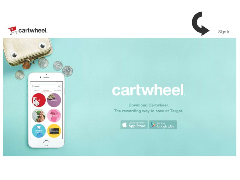 Cartwheel by Target Tutorial