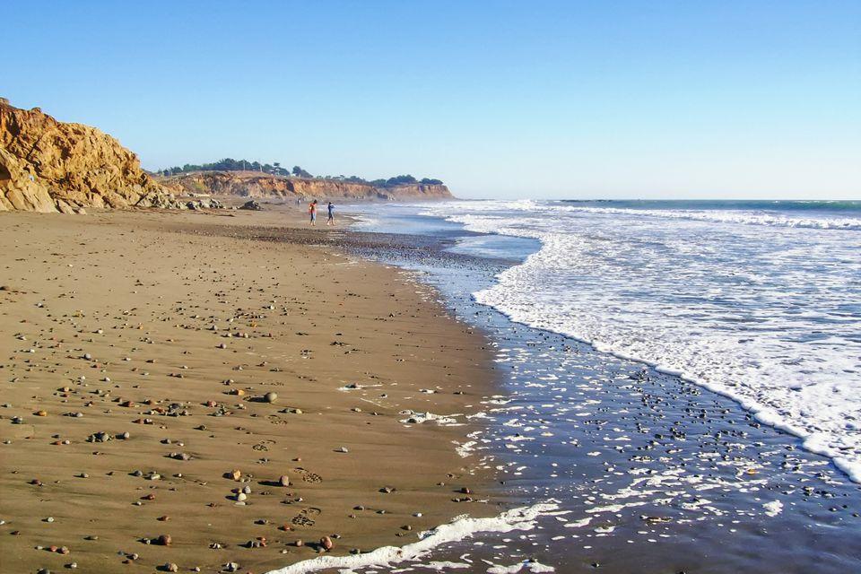 Hearst Beach at San Simeon