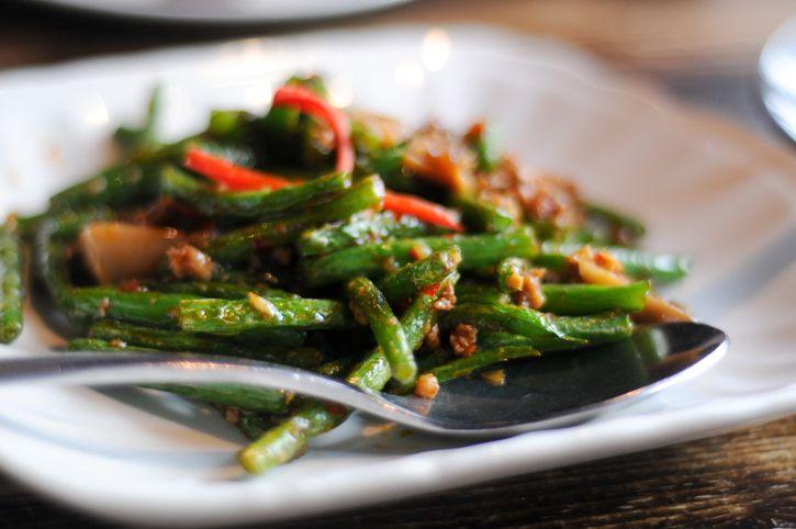 Sichuan Green Beans Recipes