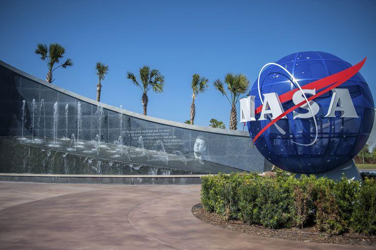 NASA Kennedy Space Center, Titusville, Florida, USA,