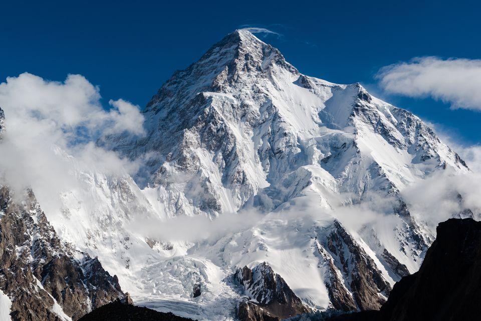 K2 Eight Thousander Mountains