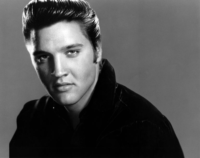 King of Rock n Roll Elvis Presley