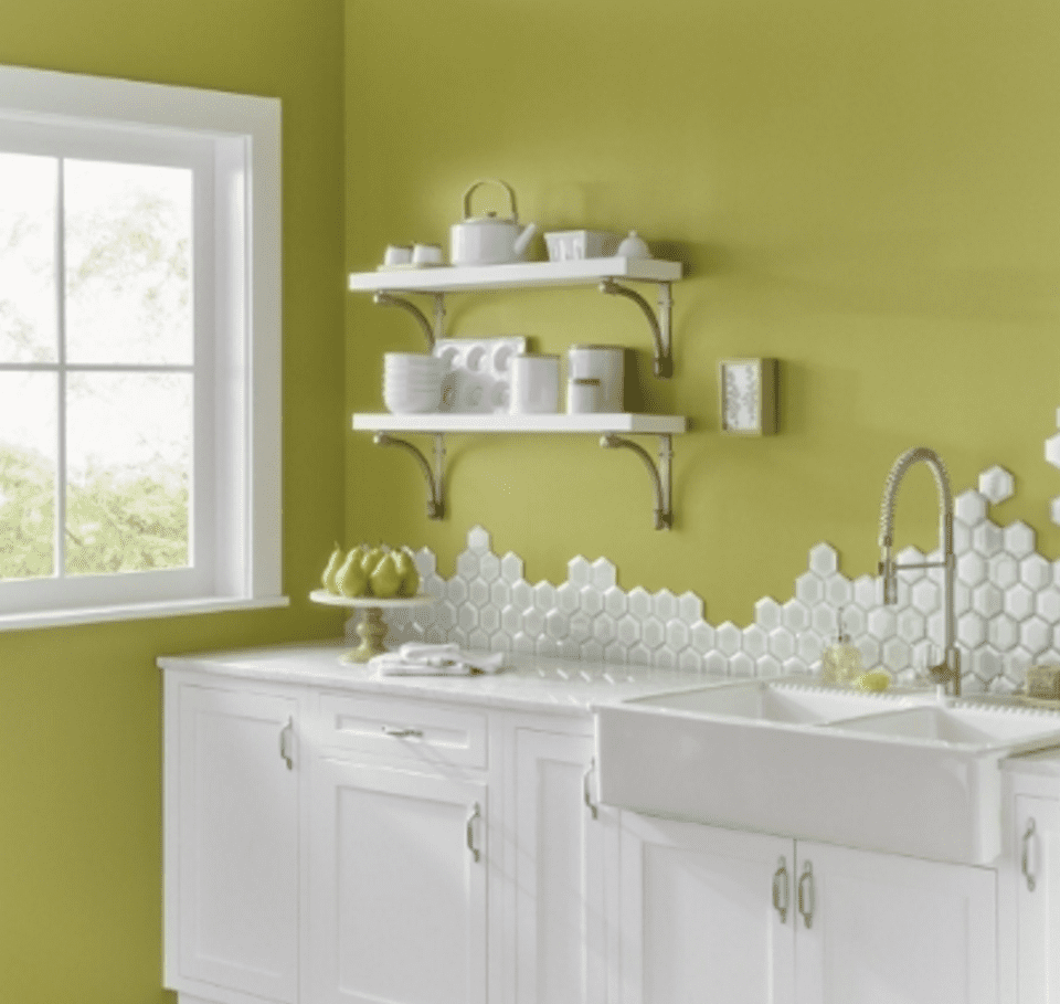 the top paint color trends for 2017. Black Bedroom Furniture Sets. Home Design Ideas