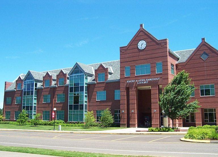 Western Oregon University Library