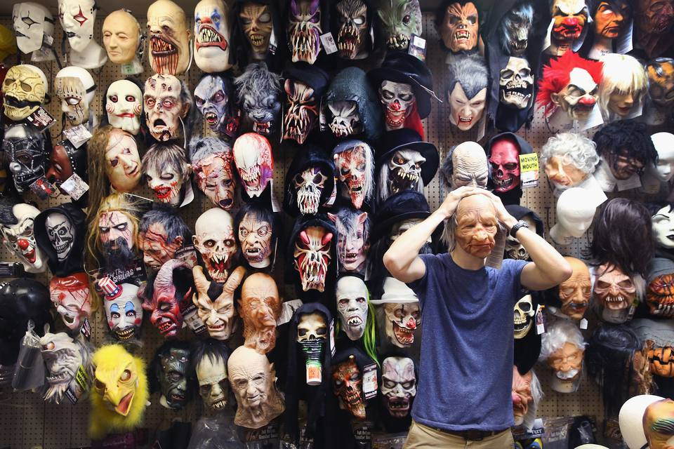 From The Frightful To The Frilly, Costume Shop Prepares For Halloween