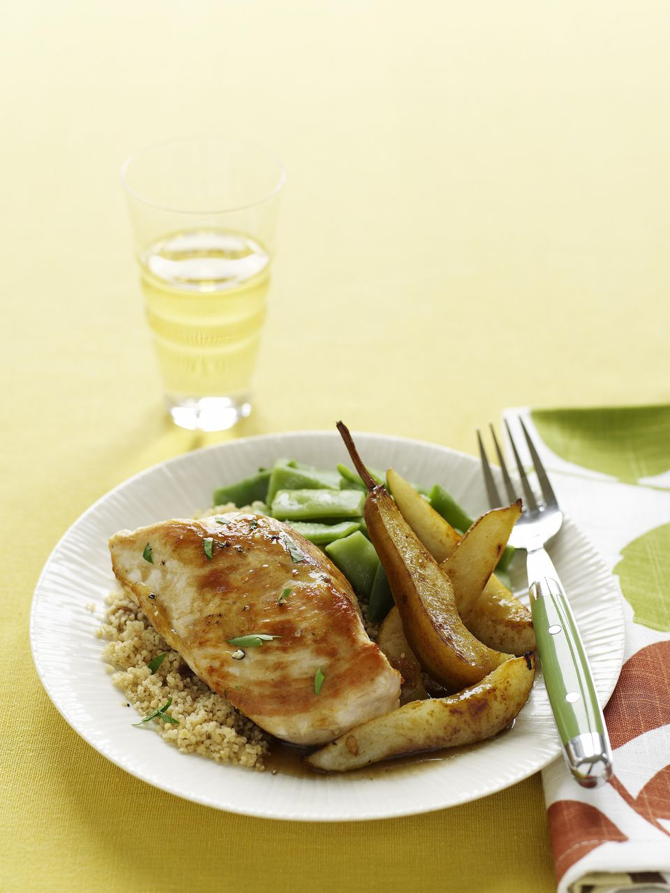 Ginger Pear Chicken