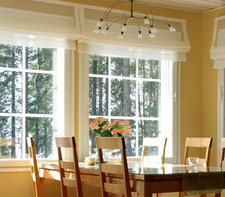Soft Yellow Gold Dining Room Color