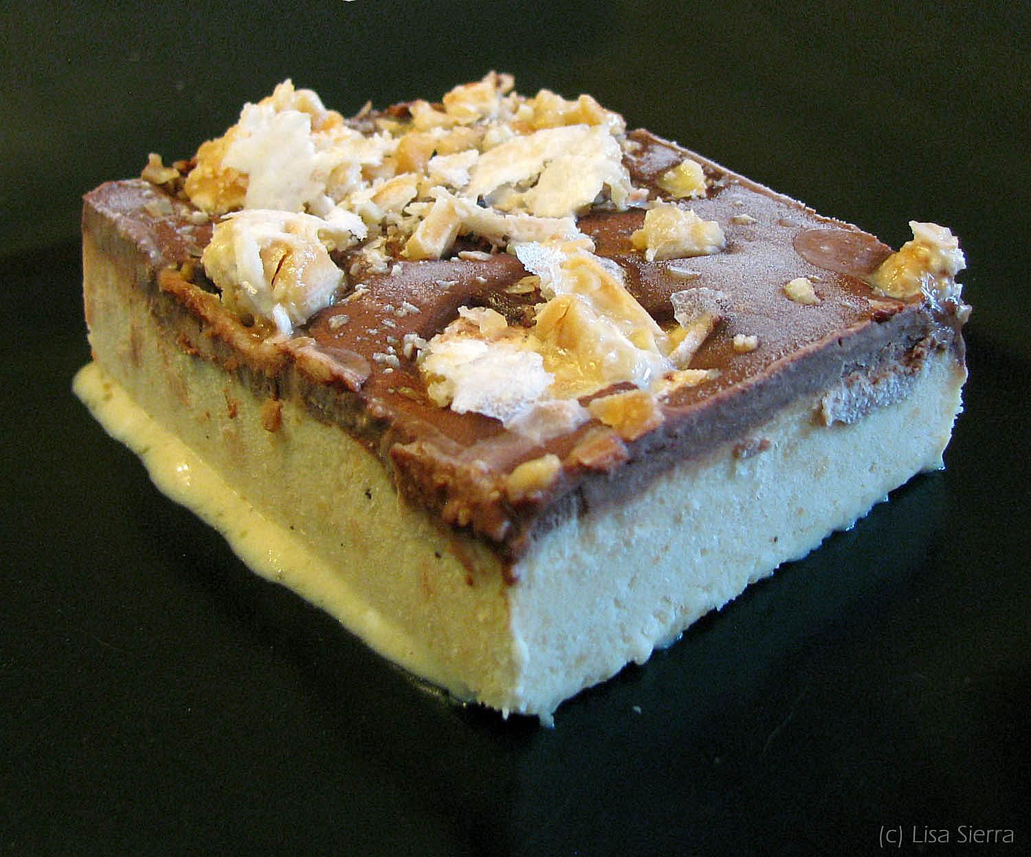 Recipe for kolacky made with ice cream easy summer dessert frozen chocolate coated turron ice cream ccuart Gallery