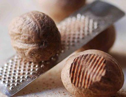 Nutmeg and Mace Spice History and Recipes