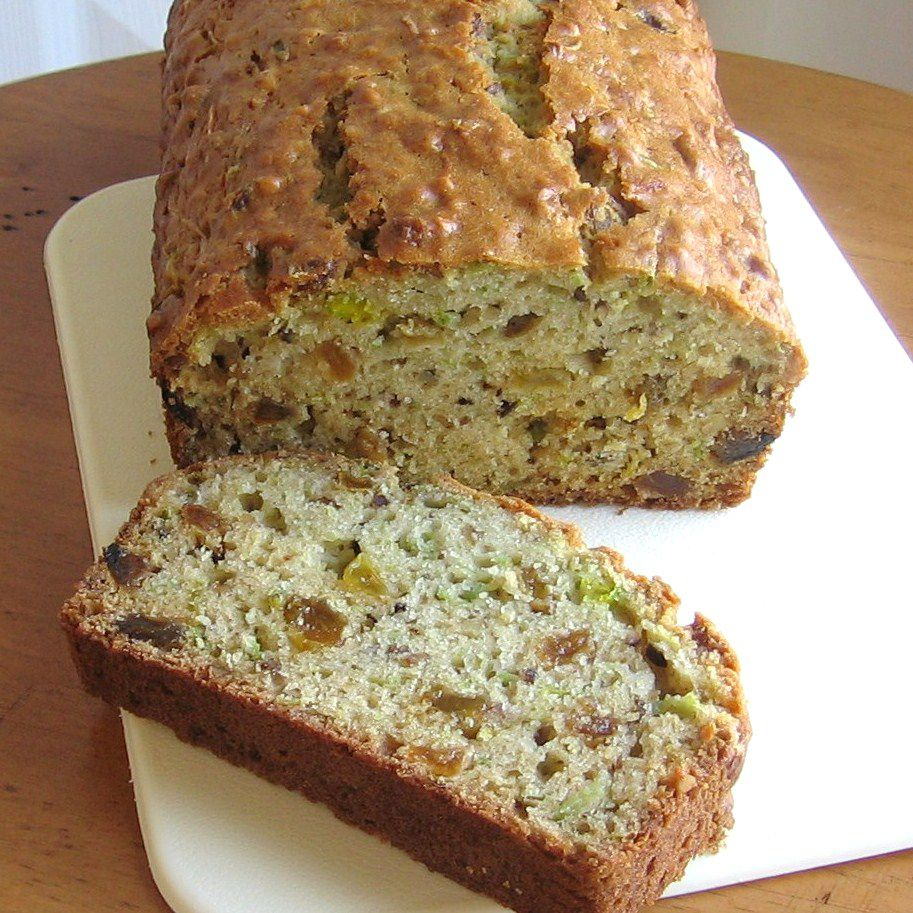 Green Tomato Bread