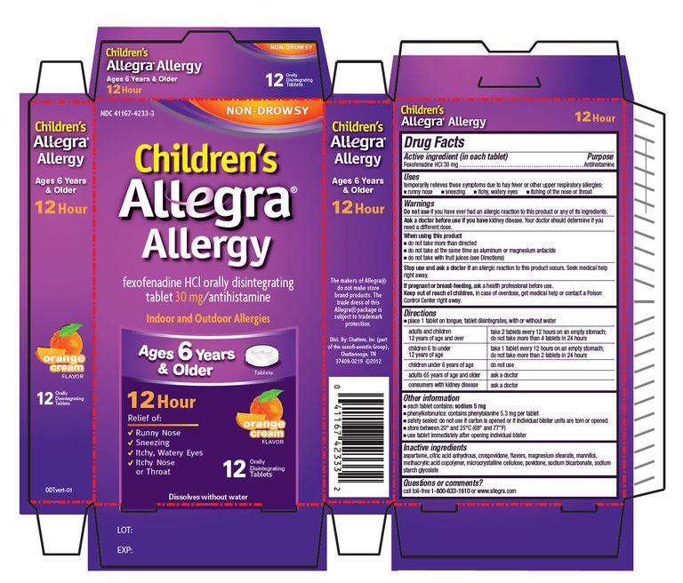Children's Allegra
