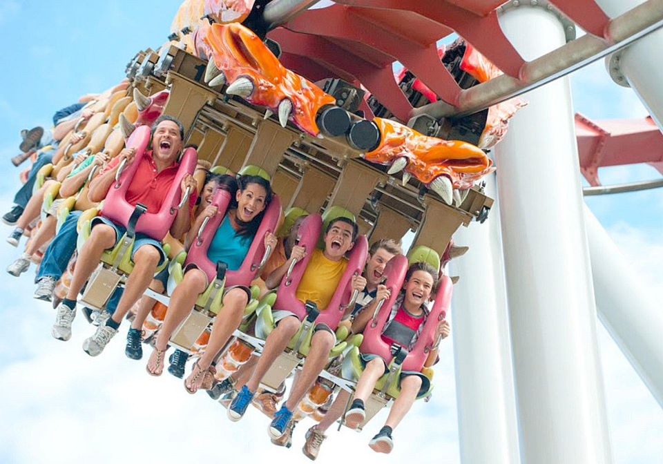 Dragon Challenge at Universal Orlando Resort