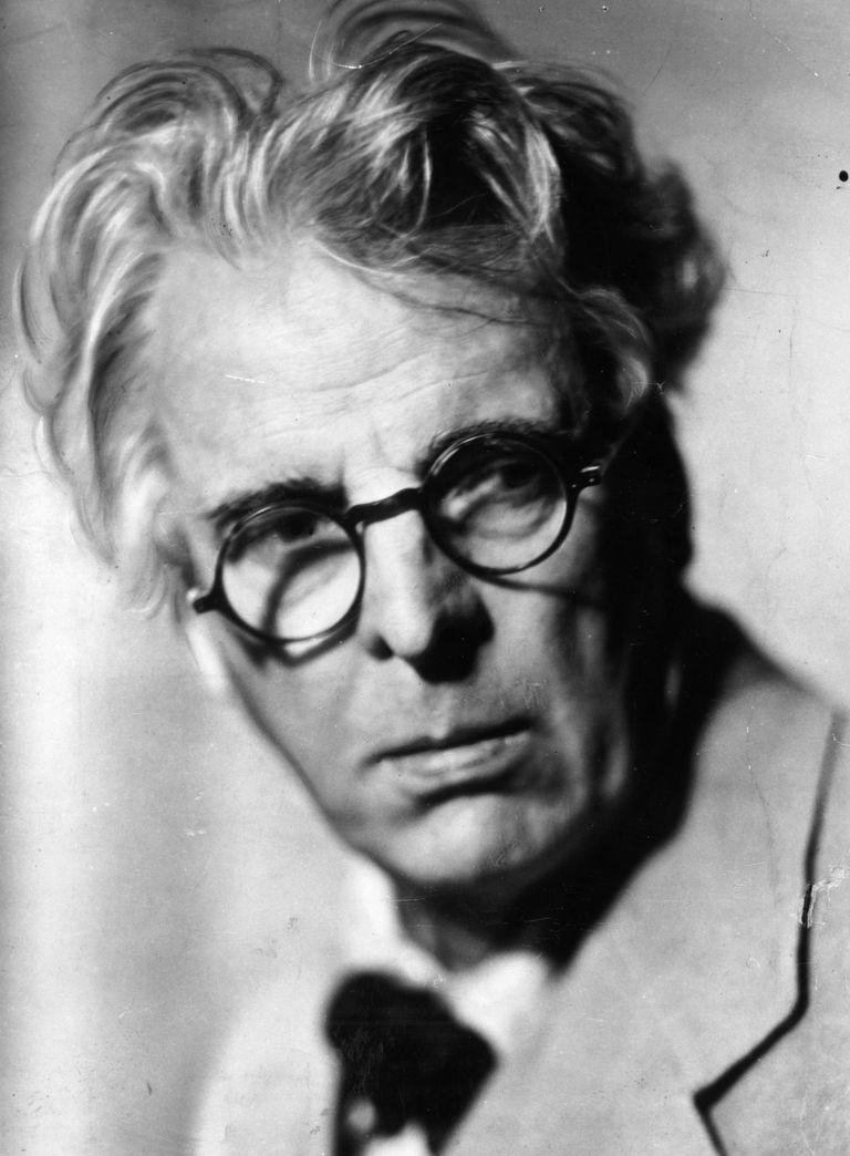 William Butler Yeats in 1930