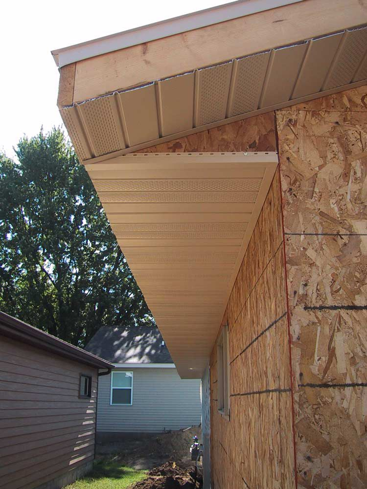 What Is Soffit