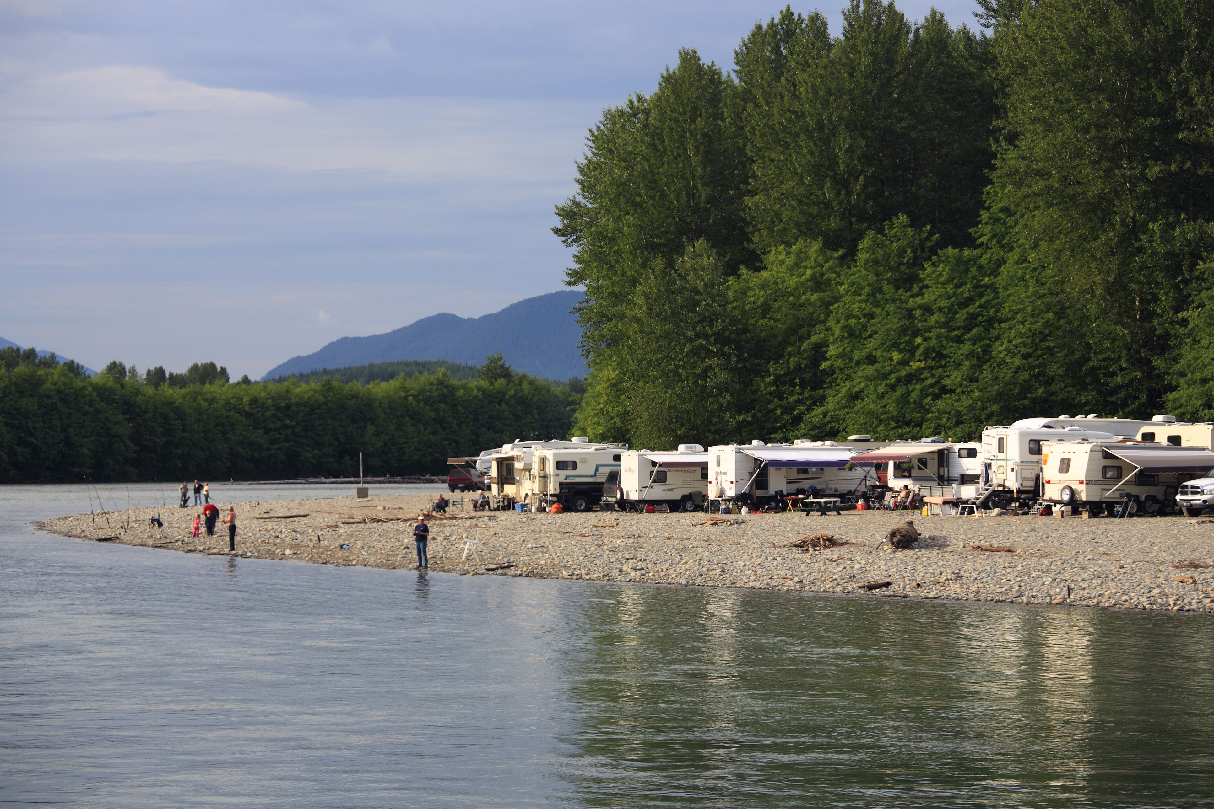7 of the best dog friendly rv parks in the us