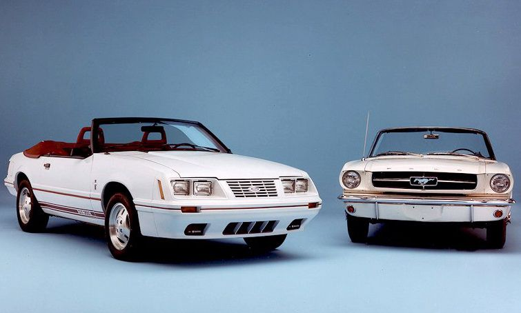 1984 20th Anniversary Edition GT350 Mustang